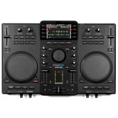 Stanton SCS.4DJ Digital DJ Mixstation and Controller w/ Built in Mixer